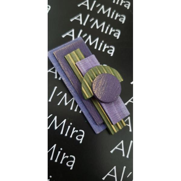 Брошь из полимерной глины Al'mira 1