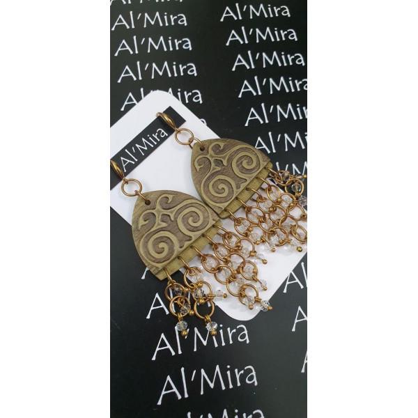 Серьги из полимерной глины Al'mira 4