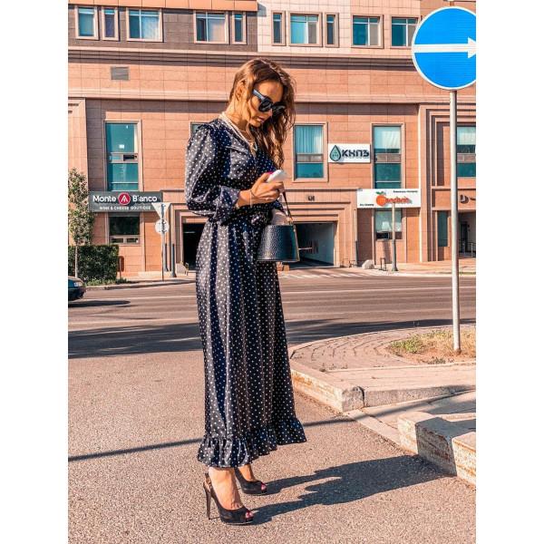 Платье на запах AzAli Brand