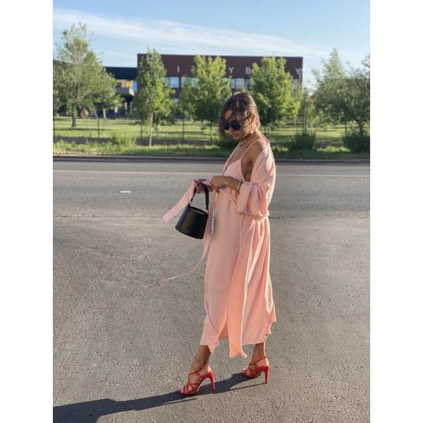 Комплект из кимоно+комбине AzAli Brand