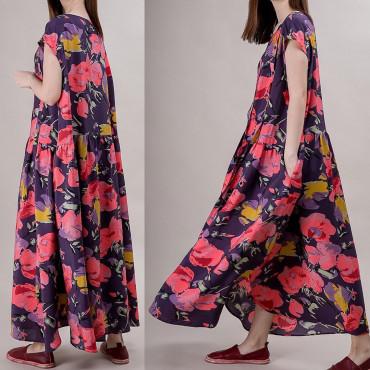 Платье цветы SeeALT